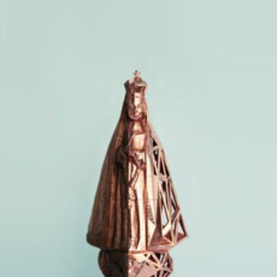 "Estudio Guto Requena, 'Nossa Senhora DESAparecida Virtualized, from the series ""Losing my America""', 2014"