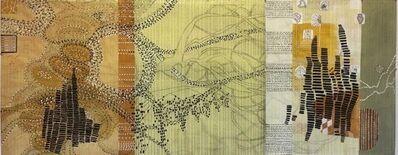 Sarah Amos, 'One Thousand Wings', 2008