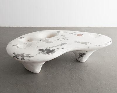 Rogan Gregory, 'Sculptural Polar Bear/Coffee Table', 2018