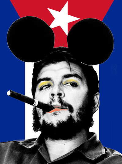 Cartrain, 'I Went To Disneyland And All I Got Was Cigar (Cuban Che)', 2016