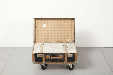 Özcan Kaplan, 'Koffer für P.B.', 2004