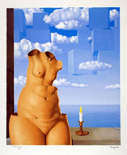René Magritte, 'La Folie des Grandeurs II ', 2004