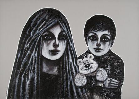 Mohannad Orabi, 'Family Portrait series ', 2015