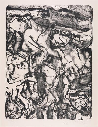 Willem de Kooning, 'The Preacher', 1971