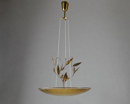 Paavo Tynell, 'Ceiling light model K2-33 ', 1950-1959