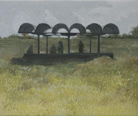 Lester Alvarez, 'Parada varada', 2017