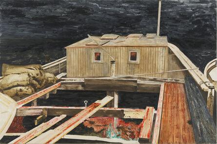 Mamma Andersson, 'Hardship', 2011