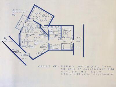 Mark Bennett, 'Office of Perry Mason', 1995