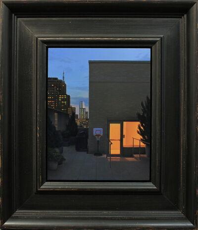 Matthew Cornell, 'City Hoops', 2015