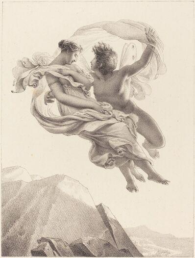 Pierre Claude François Delorme, 'Zephyr and Psyche', ca. 1820