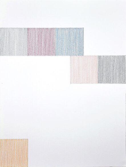 Ernesto Garcia Sanchez, 'Untitled drawing', 2020
