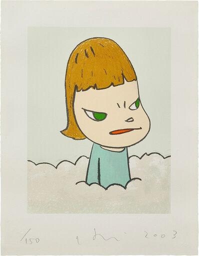 Yoshitomo Nara, 'In the Cloud', 2003