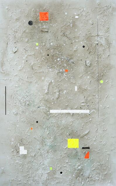 Hong Hao 洪浩, 'Edged No. 23', 2017