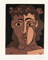 Pablo Picasso, 'Jeune Homme à la Couronne', 1962