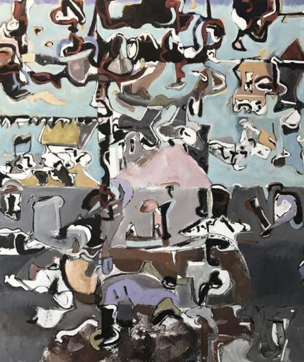 Michael von Helms, 'Adieu Rougemont', 1994