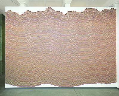 Sol LeWitt, 'Wall Drawing #797', 1995