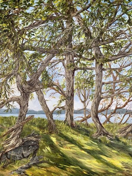 Jennifer Peers, 'The Trees are Dancing and I'm Singing', 2021