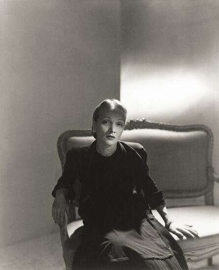 Horst P. Horst, 'Marlene Dietrich', 1947