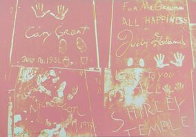 Andy Warhol, 'Sidewalk, II.304', 1983
