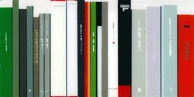 Maria Park, 'Bookcase 6', 2014