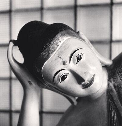 Michael Kenna, 'Tuan Tsu Reclining Buddha, Yangon, Myanmar', 2019