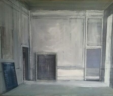 Pierre Bergian, 'Three Paintings and Three Doors', 2018