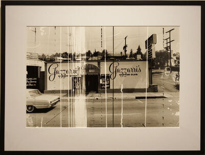 Ed Ruscha, 'Sunset Strip (Gazzarri's)', 1966