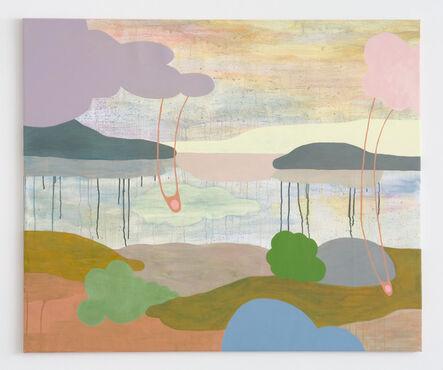 Carin Ellberg, 'Okända landskap 2', 2012