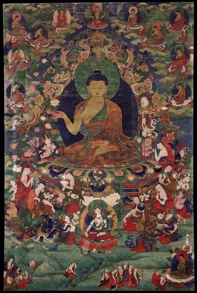'Buddha Shakyamuni', 18th century