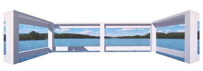 Warner Friedman, 'Between the Lakes'
