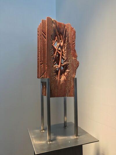 Caroline Ramersdorfer, 'Inner View, In Flight', 2015