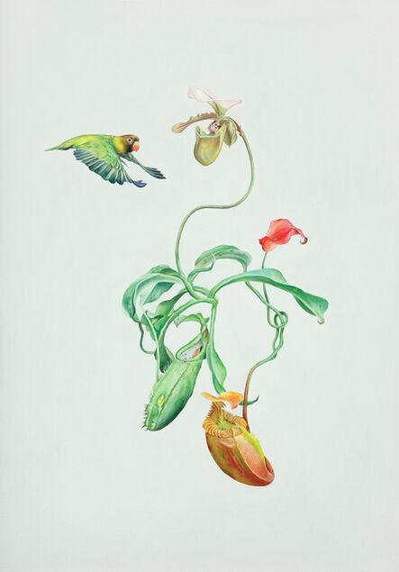 Mark Fairnington, 'The Love Bird', 2008