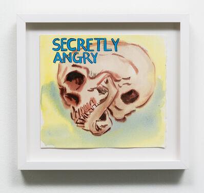 Guy Richards Smit, 'Secretly Angry', 2015