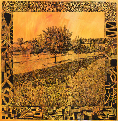Mark Mahosky, 'The Peach Orchard (2nd version)', 2017