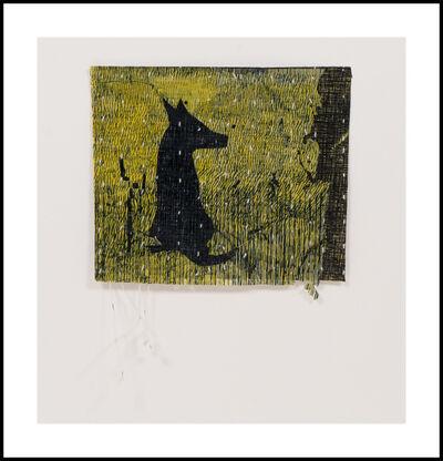 Yuko Kimura, 'Wabi Dog and Moss', 2021