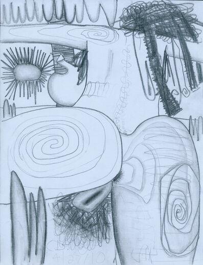 Carroll Dunham, 'Untitled (4/27/10)', 2010