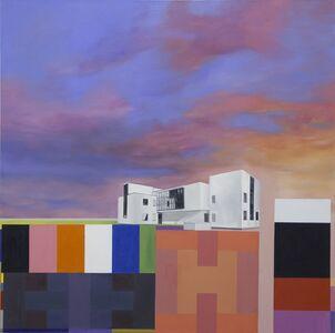 Julie Langsam, 'Gropius Landscape, Master's House', 2014