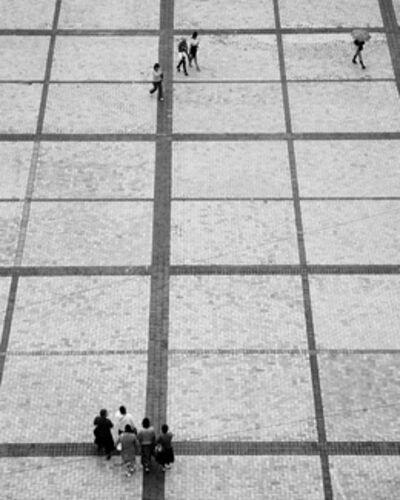 Matthew Webb, 'Making use of public space Mykhailivska Square, Kyiv, Ukraine)', 2011