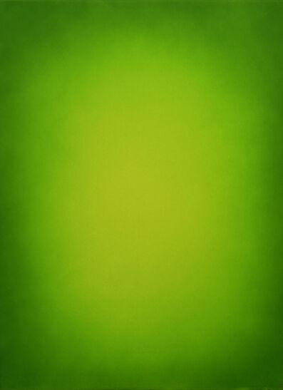 Nils Nova, 'Empty Center (Green)', 2018