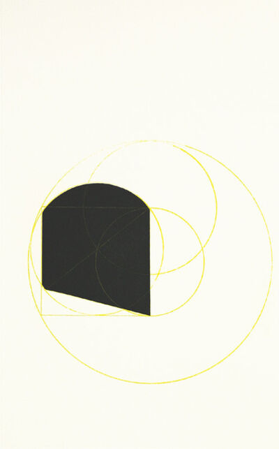 Tom Marioni, 'Circle Triangle Square', 2002