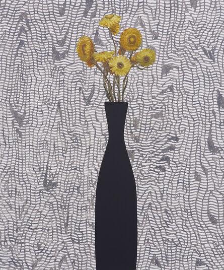 Jen Mazza, 'Yellow Strawflowers, Morie', 2015