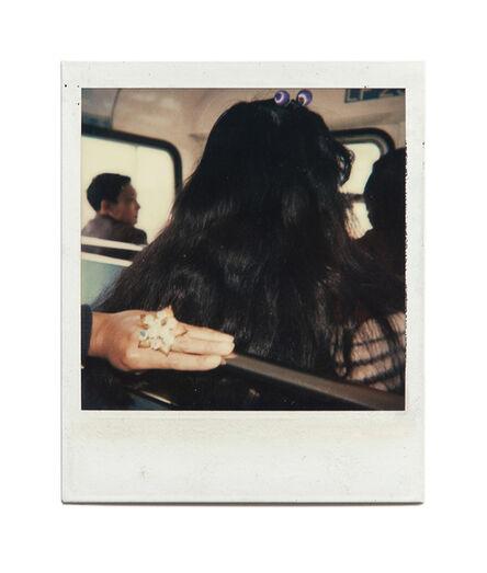Wo Bik Wong, 'Tram ride', 1982-1983