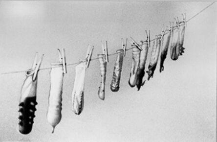 Renate Bertlmann, 'Washing day', 1976
