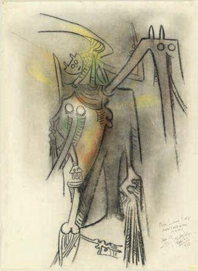 Wifredo Lam, 'Untitled', ca. 1972