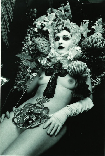 Irina Ionesco, 'La Mort Amoureuse', 1985