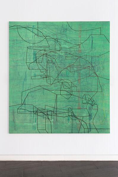 Laurent Ajina, 'Vegetal Borders', 2020