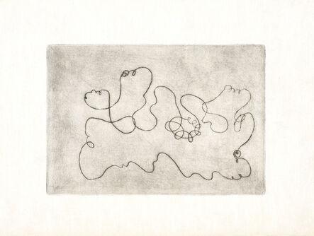 Josef Albers, 'Nippon A', 1942