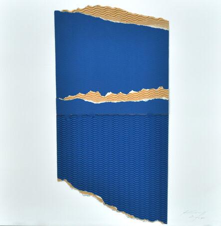 Edgar Knoop, 'Horizonte 4', 2004