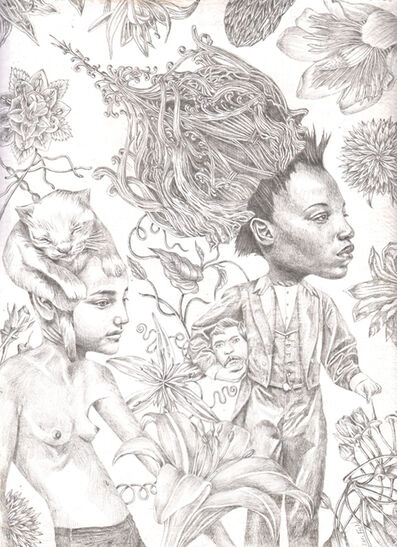 Lori Field, 'Head Trip', 2012