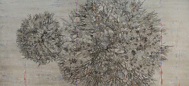 G.R. Iranna, 'Tempered Tree', 2015